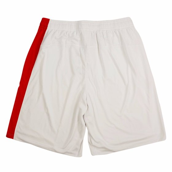 Mens Portland Trail Blazers Adidas White Tall