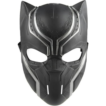 Marvel Captain America Civil War Black Panther Mask