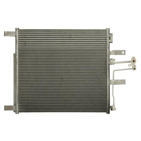Sunbelt A/C AC Condenser For Ram 1500 Dodge Ram 1500