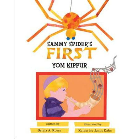 Sammy Spider's First Yom Kippur (Yom Kippur Jigsaw)