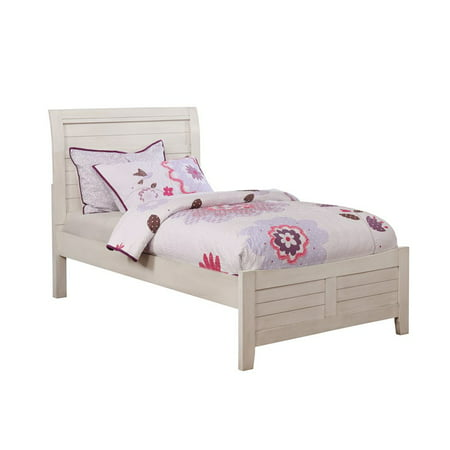 Covington Antique - Furniture of America Covington Youth Twin Bed in Antique White