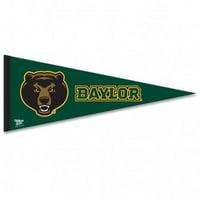 Baylor Bears Official NCAA 12 inch x 30 inch Felt Pennant by Wincraft