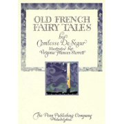 Old French fairy tales (Illustrated) - eBook