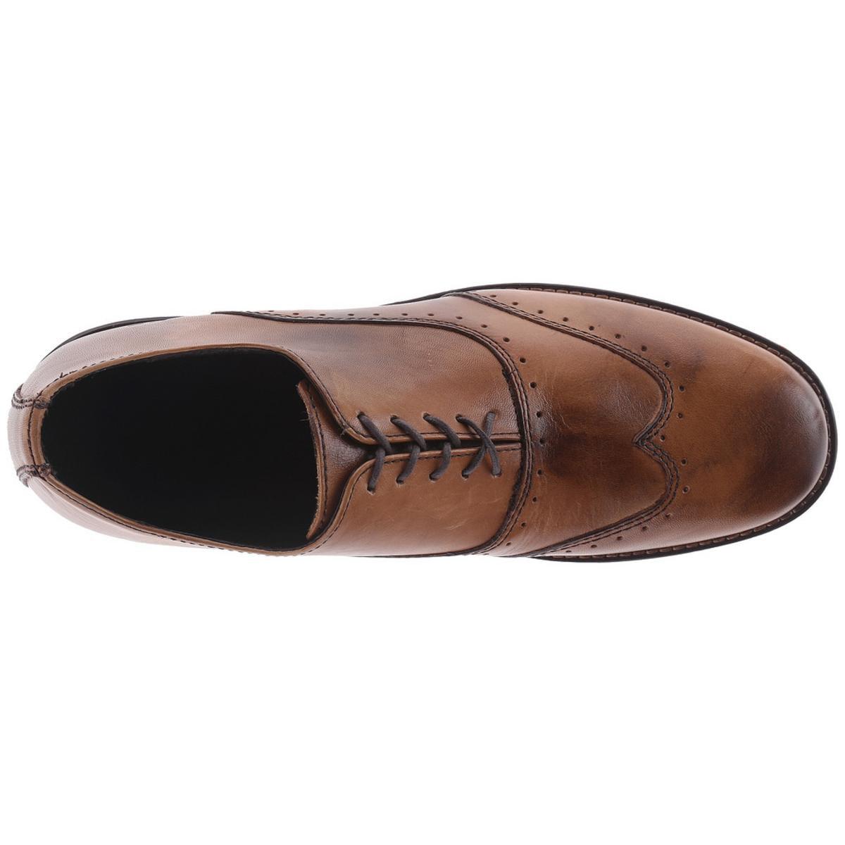 Bed Stu Men's George Tan Glove Oxford