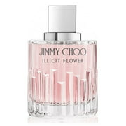 Jimmy Choo Illicit Flower Eau De Toilette Perfume For Women 3.3 Oz