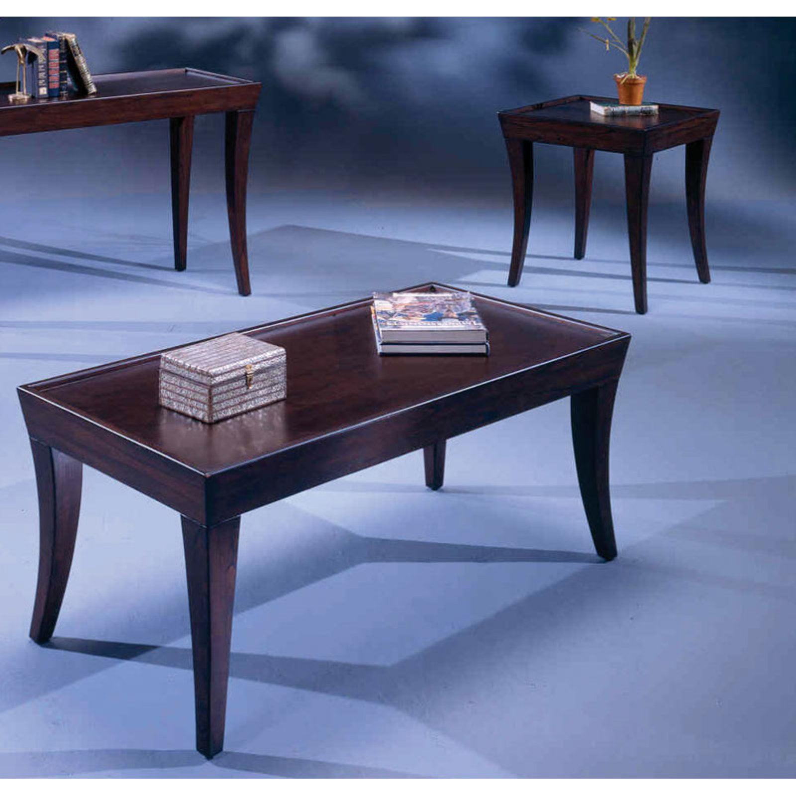 Bernards Versaille 3 Piece End Table Set