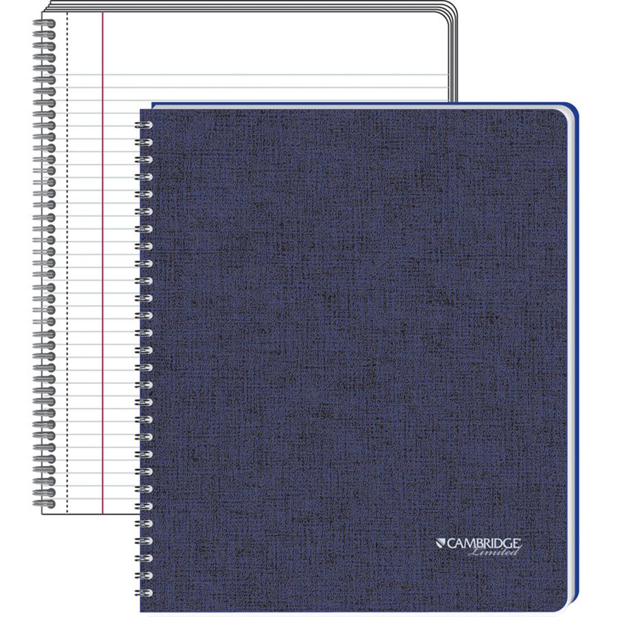 Mead Hardbound Business Notebook - Letter, 1 Each (Quantity)