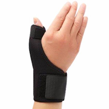 Hand Wrist Wrap Thumb Brace Support Sports Sprain Splint Stabiliser Pain Relief