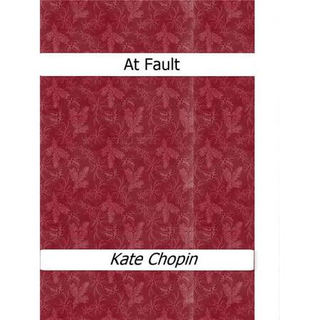 At Fault - eBook