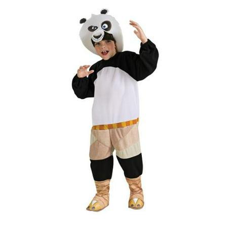 Kung Fu Panda Toddler Costume