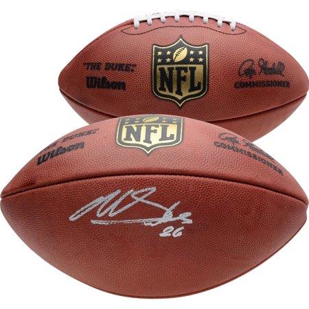 Miles Sanders Philadelphia Eagles Autographed Duke Pro Football - Fanatics Authentic Certified