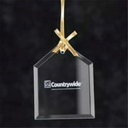 Magnet Group ICX05 House Ornament Crystal by Benchmark