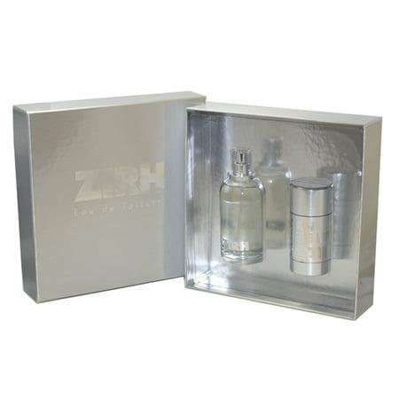 Zirh 2 Pc. Gift Set ( Eau De Toilette Spray 4.2 Oz & Alcohol Free Deodorant Stick 2.6 Oz) for Men by Zirh International Eau De Toilette Alcohol