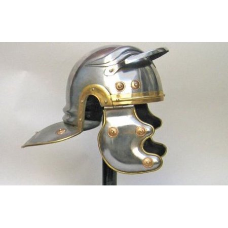 India Overseas Trading IR80611 - Armor Helmet, Roman (Roman Helmets)