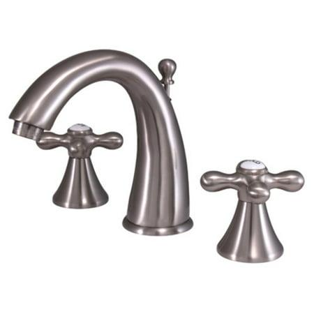 Elements Of Design Es2978ax Double Handle 8u0022 To 16u0022 Widespread Bathroom Faucet