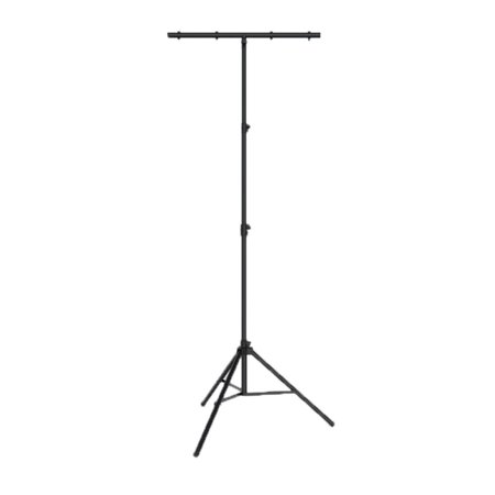 Chauvet DJ CH-03 Portable Heavy Duty Easy Setup T Bar Tripod Truss Light Stand