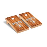 Tennessee Volunteers 2' x 4' College Vault Weathered Cornhole Board Tailgate Toss Set - No Size
