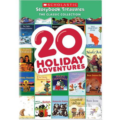 20 Holiday Adventures: Scholastic Storybook