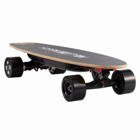 36V 500W Electric Longboard - UL 2272 Certified Motorized Electric Skateboard