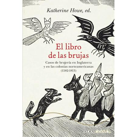 El libro de las brujas - eBook