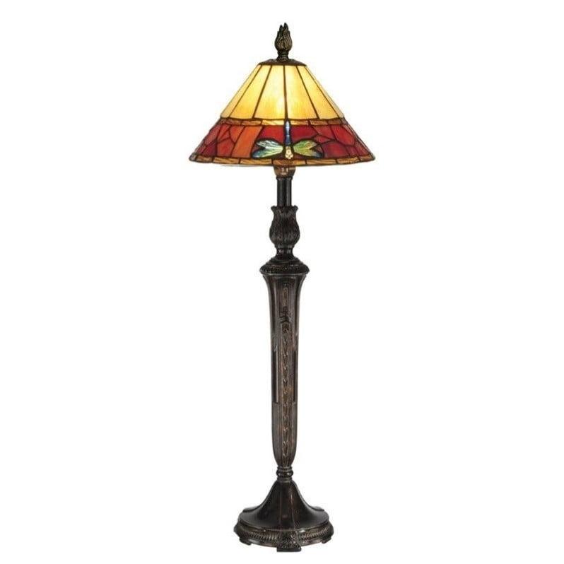 Dale Tiffany Tb13087 Groveland 1 Light Buffet Lamp
