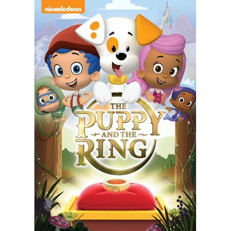 Bubble Guppies: Bubble Guppies: The Puppy and the Ring (Other) - The Bubble Guppies Halloween
