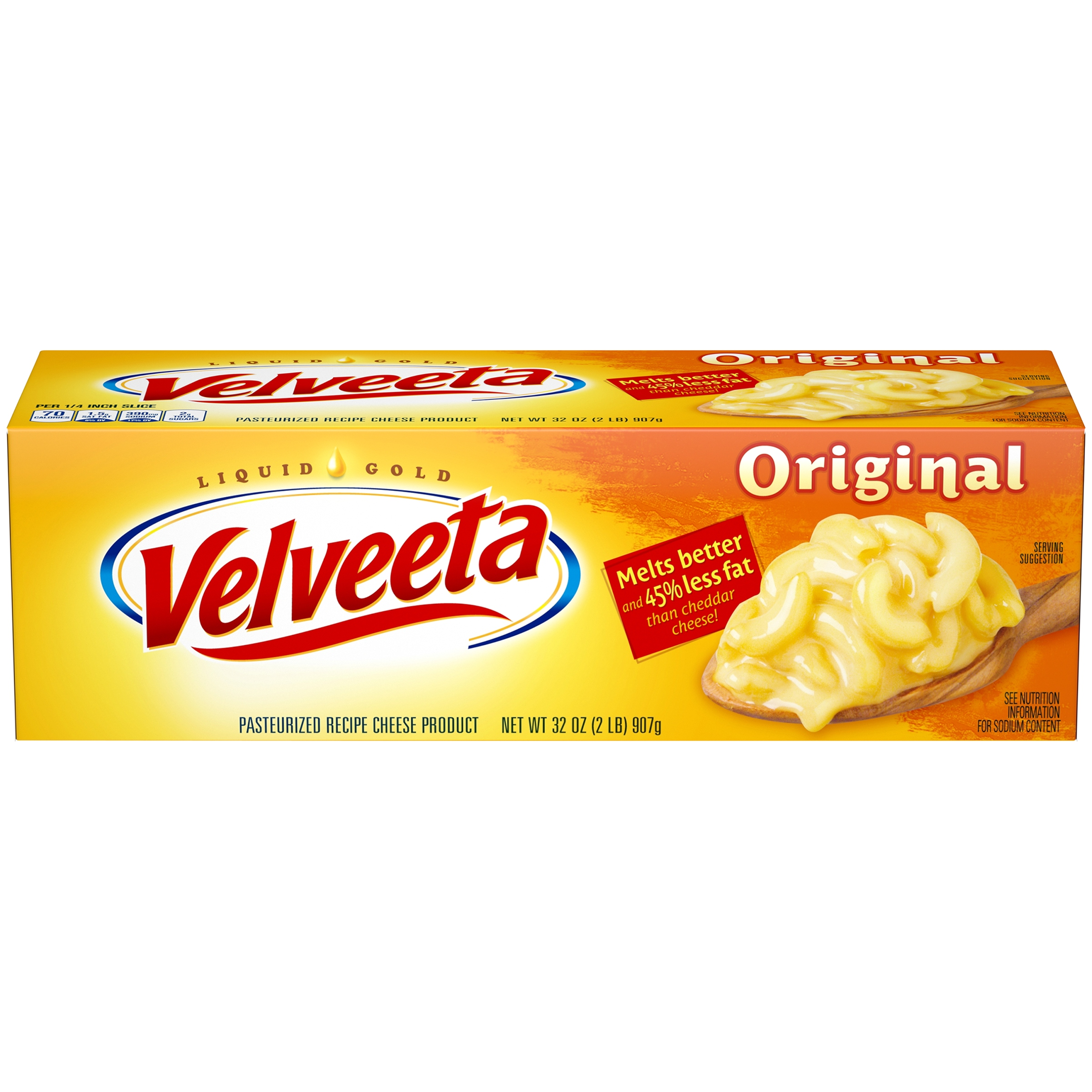 Velveeta Original Cheese 32 oz. Box