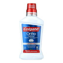 Mouthwash: Colgate Phos-Flur Ortho Defense
