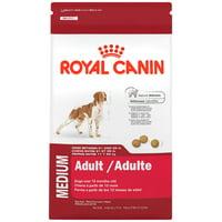 Royal Canin Adult Medium Breed Dry Dog Food, 17 lb