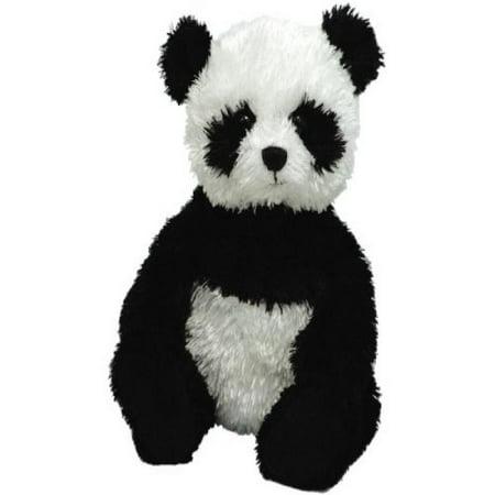 Ty Beanie Babies - 6 Inch Black and White Panda - Wonton [Toy]](Black And White Baby)