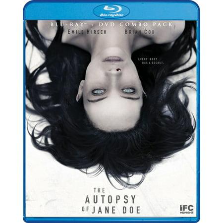 The Autopsy of Jane Doe (Blu-ray) ()