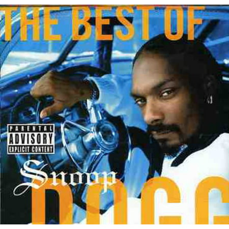 The Best Of Snoop Dogg (CD) (explicit)