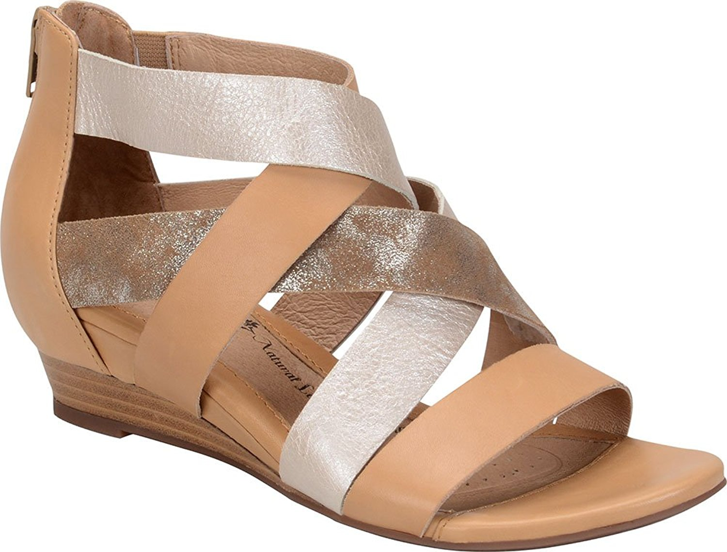 Sofft Womens Rosaria Open Toe Casual Strappy Sandals by Sofft