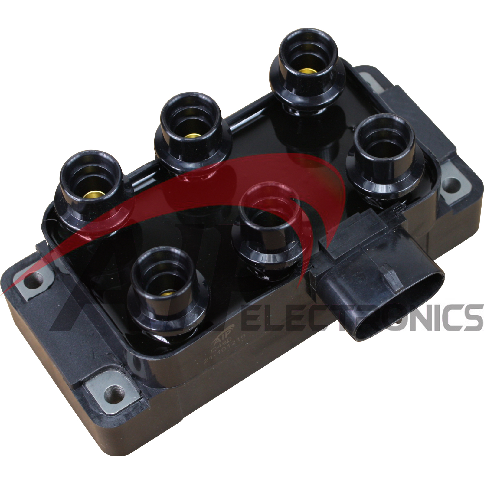 Complete Ignition Coil Pack For 1990-2009 1996 1998 Mazda...