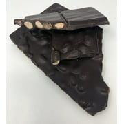 Gourmet Sugar Free Almond Bark Dark Chocolate Candy 1 pound