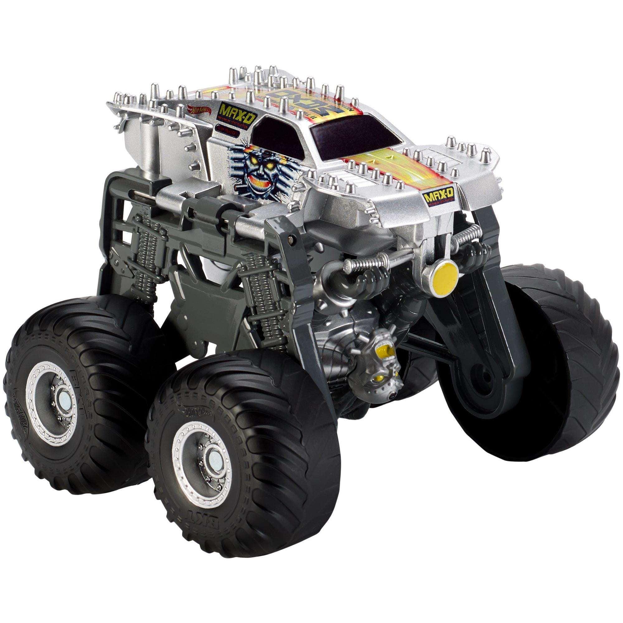 Hot Wheels Monster Jam Monster Morphers Maximum Destruction Vehicle