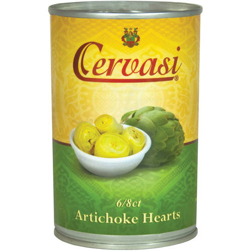 Cervasi Artichoke Hearts, 13 oz by CERVASI USA