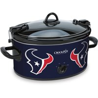 Crock-Pot 6 Quart NFL Houston Texas Slow Cooker
