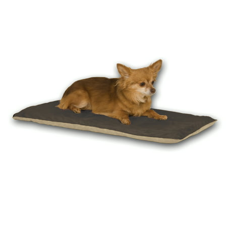 K&H Pet Products Thermo-Pet Mat, 14u0022x28u0022, Mocha