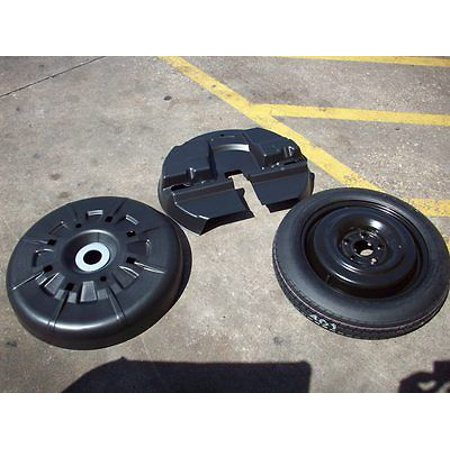 2014-2016 Dodge Carvan Chrysler Town & Country Spare Tire Kit (Chrysler Town And Country 2012 Tire Size)