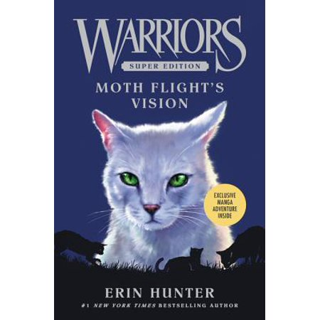 Warriors Super Edition: Moth Flight's (Super Warriors Single Card)