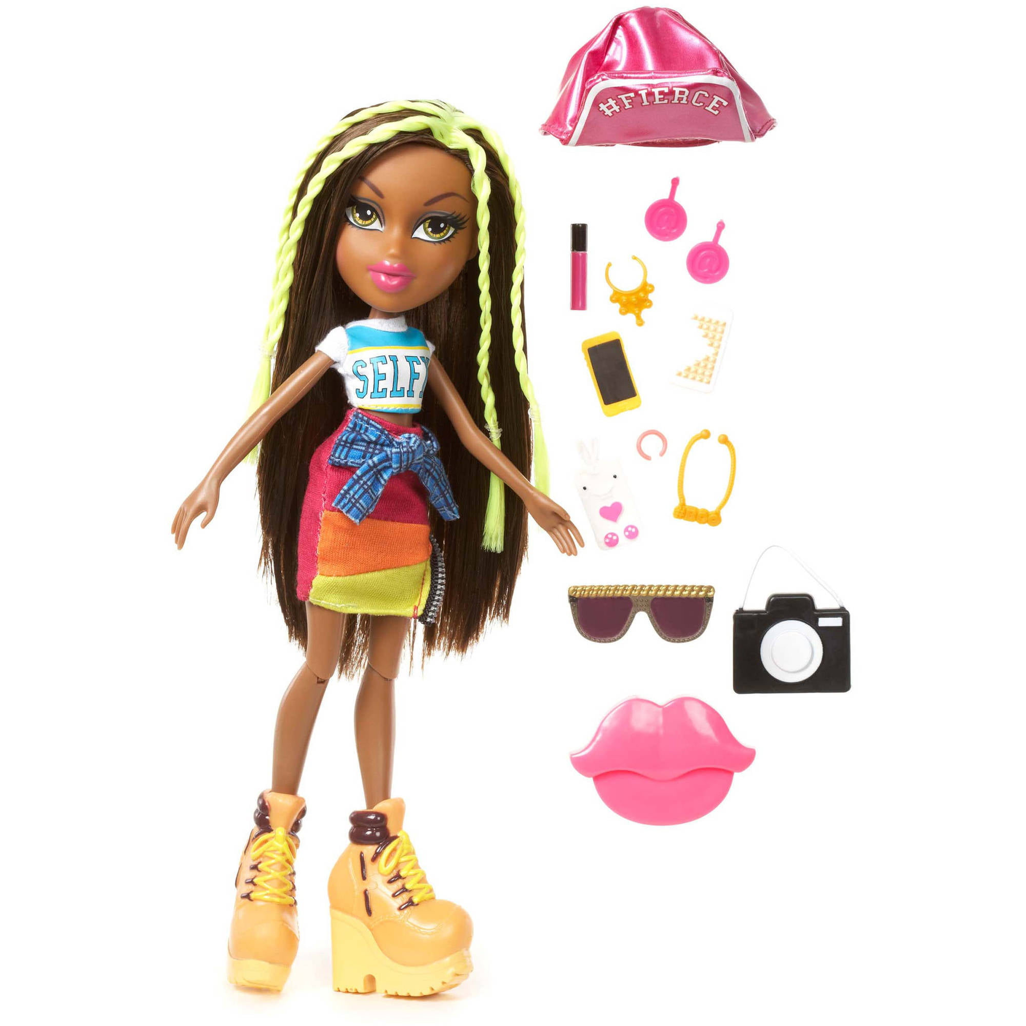 Bratz #SelfieSnaps Doll, Sasha by MGA Entertainment