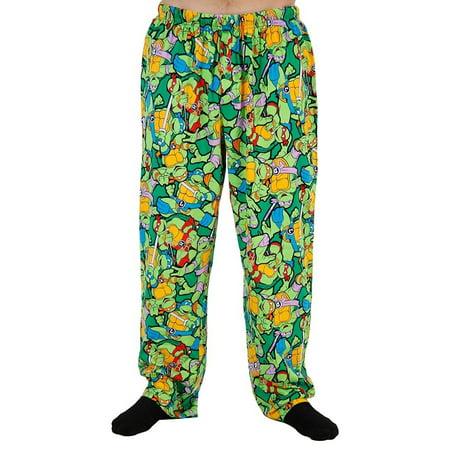 Teenage Mutant Ninja Turtles Adult Lounge Pants (Teenage Mutant Ninja Turtles Toddler Clothes)