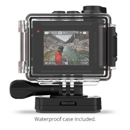 Garmin VIRB Ultra 30 Action Camera with Voice Control