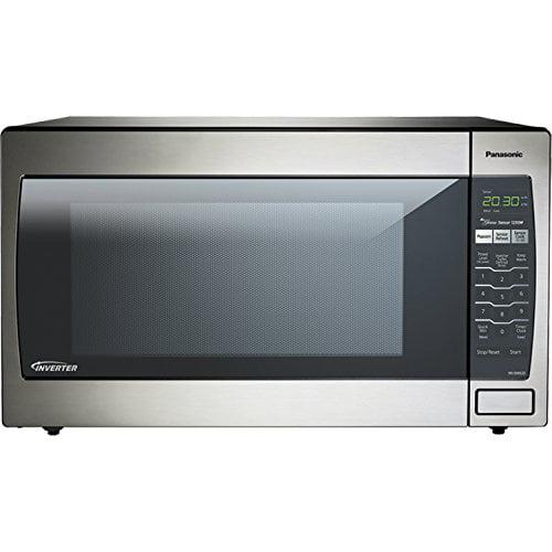 Panasonic Genius NN-SN952S Microwave Oven - Single - 2.20 ft Main Oven