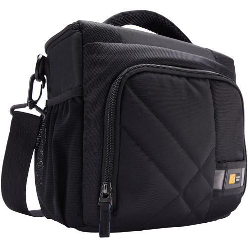 Case Logic CPL-106 DSLR Camera Shoulder Bag, Medium (Black)