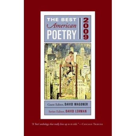 The Best American Poetry 2009 - eBook