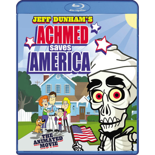 Jeff Dunham's Achmed Saves America: The Animated Movie (Blu-ray) (Widescreen)