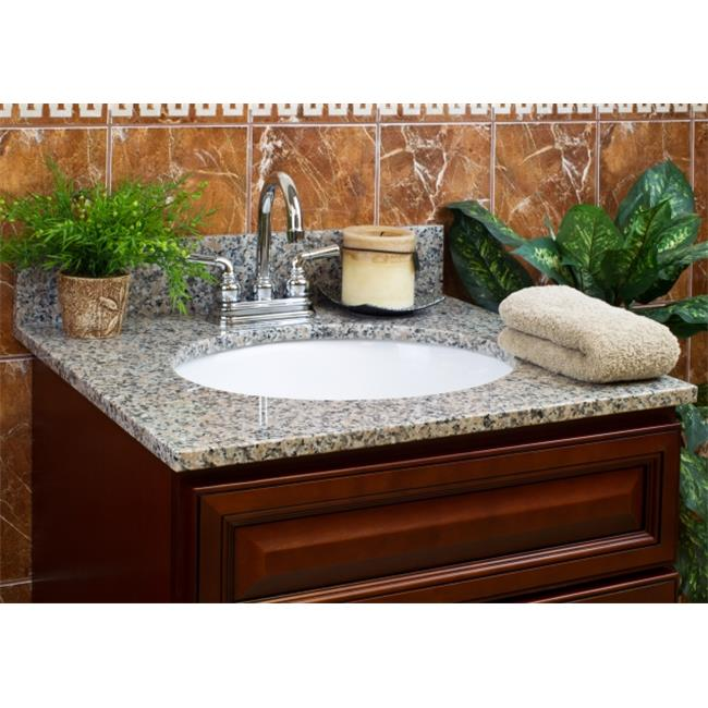 LessCare Vanity Granite Top - Burlywood