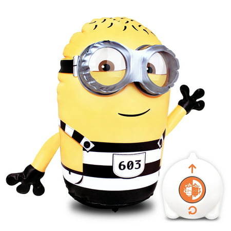 R/C Inflatable Mini Minion Tom - Inflatable Minion Despicable Me